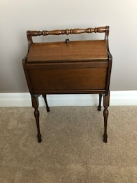 Antique sewing box Guelph, N1C 1C9