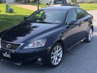 2011 Lexus IS250 AWD Fully Loaded only 60k miles NEWYORK