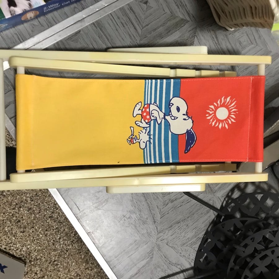 Vintage snoopy collection