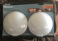 Battery operated lights. Hang with nail. Never used- still in box Endicott, 13760