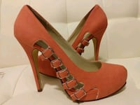 Salmon color women shoes  Hyattsville
