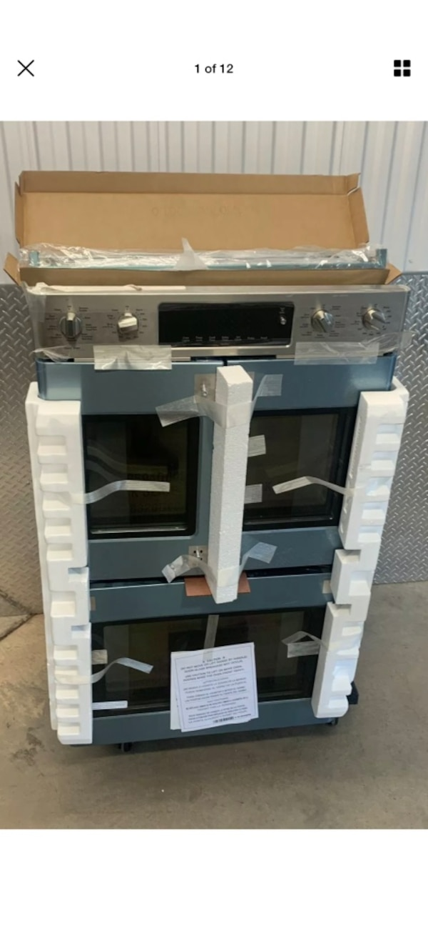 GE Cafe CTD90FP2MS1 True Convection Double Electric Wall Oven 493f28eb-8fa3-454c-a7b8-c65f24d6f201