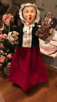 Christmas !!! Collectable!!!Carol Doll Gainesville, 20155