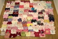 Baby Girl Clothes l HUGE LOT Gatineau, J9A 3T1