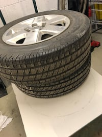 Tire and Wheels