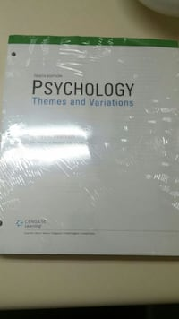 Psychology Book (with access code)
