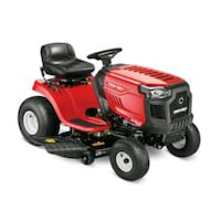 red and black ride on mower Ocala, 34476