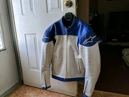 Alpinestars small size only on for few times.