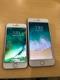 silver iPhone 6 and gold iPhone 6 Boston, 02115