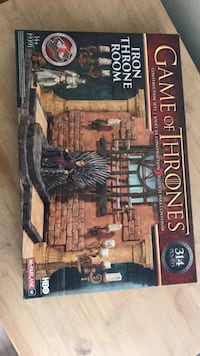 Game of thrones Iron Room Throne set Portland, 97229