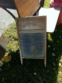 antique washboard Manassas, 20110