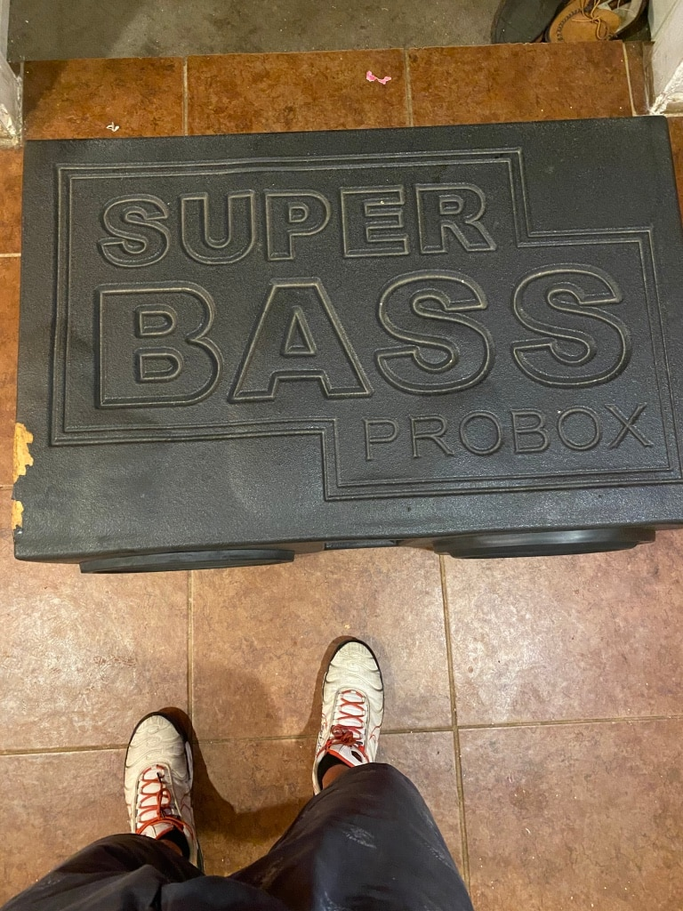 Photo Super Bass Probox
