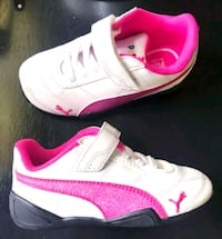 New puma toddler girl shoes -nordstrom size 8 Moreno Valley, 92557
