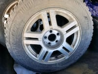 225 60 16 Ford wheels Grand Junction, 81501