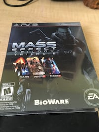 Mass Effect Trilogy PS3 BRAND NEW  Langley, V2Y 1B5