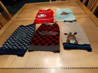 Size larage dog sweaters 22-26 lbs $2 each