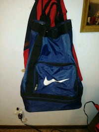 blue and black Nike backpack Ponca City, 74601