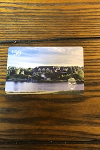 $50 manor gift card