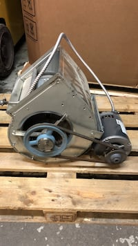 Furnace blower with Motor