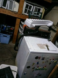 Washer and dryer  Eaton, 45320