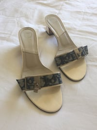 Christian Dior Sandals, Made in Italy West Vancouver, V7T 2H7