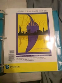 College Algebra Textbook (precalculus) and online access code  Omaha, 68144