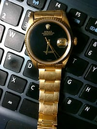 Rolex Oyster Perpetual Datejust oro  6963 km