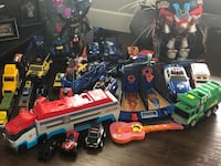 Large GUC Toy lot