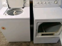 Hotpoint Washer/Dryer Set Delivery Included!