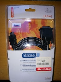 Cable HDMI - DVI-D Madrid, 28029