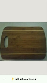 Wooden Cutting Board New  Woonsocket, 02895