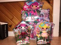 Retired collectors LalaLoopsy dolls XL dolls $120 all 3 Rochester, 03867