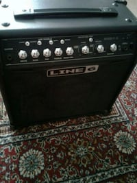 black Line 6 guitar amplifier Calgary, T2Z 1P9