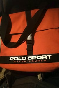 Polo sport side/gym bag
