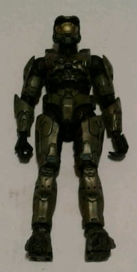 Halo Master Chief Action Figure Port Coquitlam, V3B 7G7