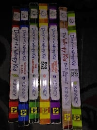 Diary of a Wimpy Kid  7 books Middletown, 21769
