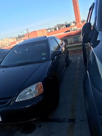 2002 Honda Civic EX Washington