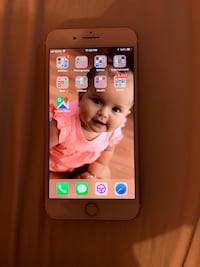 iPhone 7 Plus; 128G Rose Gold Springfield, 22150