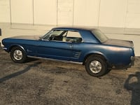 1966 Ford Mustang-Project Car in Dayton, OH Silver Spring