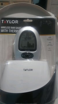 Wireless rain gauge with thermometer La Vergne, 37086