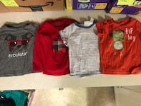 Toddler's assorted clothes Durham, 27712