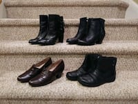 $50 each New All Leather Women's Size 9 Boots  Woodbridge, 22193