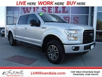 2015 Ford F-150 Riverdale, 84405