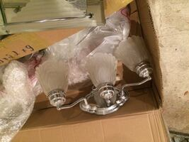 3 piece Vanity Light