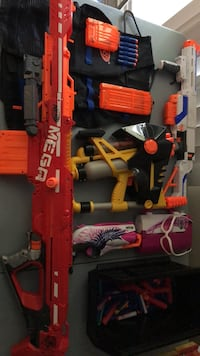 Nerf guns as a set Woodbridge, 22192