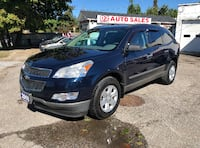 2010 Chevrolet Traverse Certified/7 Passenger/Automatic/Winter is upon us Scarborough, ON M1J 3H5, Canada