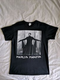Marilyn Manson medium t-shirt Ajax, L1Z 0K6