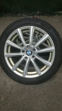 Bmw rims and tires 18 inch
