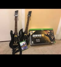 Guitar hero live for Xbox one  Gaithersburg, 20879