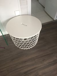 Side table from Ikea Toronto, M4V 2S2